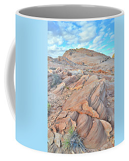 Wave Of Sandstone In Valley Of Fire Coffee Mug