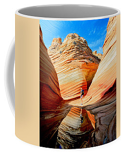 Wave Reflection Coffee Mug