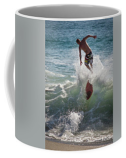 Wave Skimmer Coffee Mug