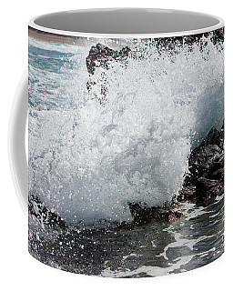 Wave Smash Coffee Mug