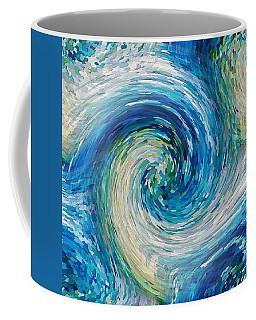 Wave To Van Gogh II Coffee Mug