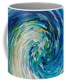 Wave To Van Gogh II Coffee Mug
