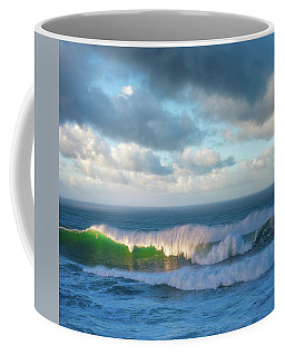 Coffee Mug featuring the photograph Wave Length by Darren White