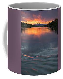 Waves Across The River Coffee Mug