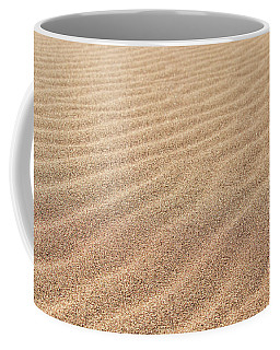 Waves In The Sand Coffee Mug