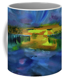 Waves Of Change Coffee Mug