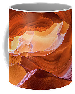 Waves Of Stone Coffee Mug