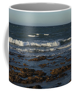 Waves Rolling Ashore Coffee Mug