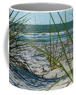 Waves Through The Grass Coffee Mug