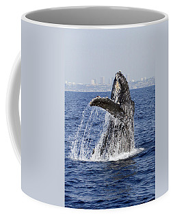 Waving  Coffee Mug by Shoal Hollingsworth