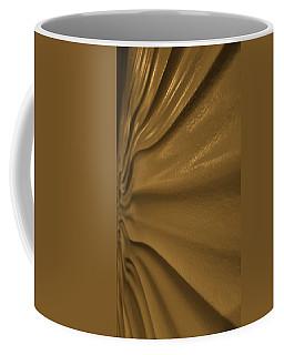 Coffee Mug featuring the photograph Wavy Wall Chocolate by Rob Hans
