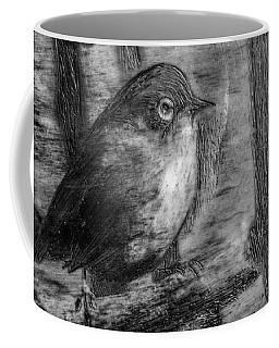 Wax-eye Coffee Mug