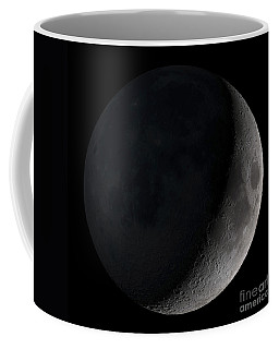 Waxing Crescent Moon Coffee Mug