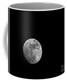 Waxing Gibbous -  4 Coffee Mug by David Bearden