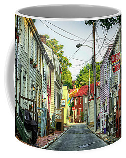 Way Downtown Coffee Mug