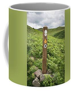 Way Marker Coffee Mug