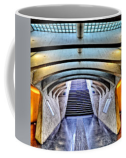 Way Out Coffee Mug