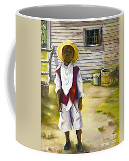 Way Out Of No Way Coffee Mug by Marlene Book