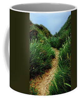 Way Through The Dunes Coffee Mug