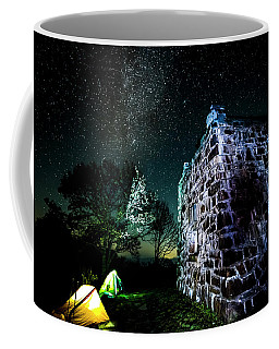 Wayah Bald Mountain Coffee Mug