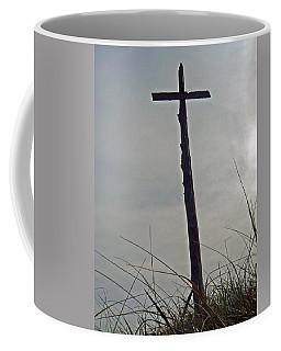 Wayfarer Beach Totem  Coffee Mug