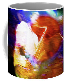Wayne Shorter   Digital Watercolor Paintings Coffee Mug