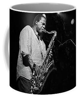 Wayne Shorter Discography Coffee Mug