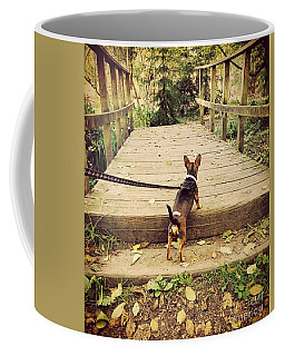 We All Have Our Paths Coffee Mug