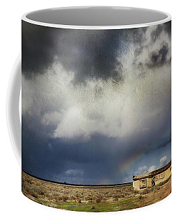 We All Need A Little Hope Coffee Mug by Laurie Search
