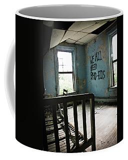 We All Need Band-aids Coffee Mug