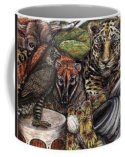We Are All Endangered Coffee Mug