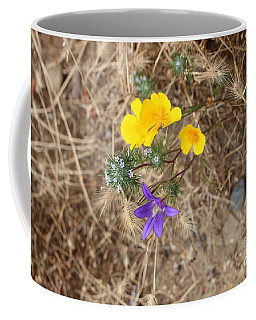 Coffee Mug featuring the photograph We Are Family by Marie Neder
