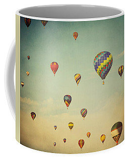 We Are Floating In Space Coffee Mug
