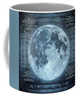 We Choose To Go To The Moon Coffee Mug