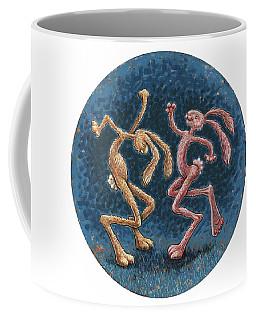 We Dance To Save The Round World  Coffee Mug