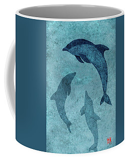 We Dream Again Of Blue Green Seas Coffee Mug