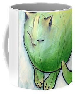We Dream In Green 1 Coffee Mug