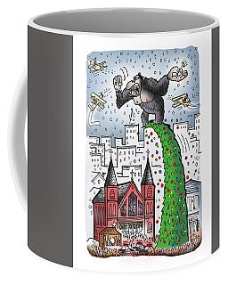 King Kong Kristmas Coffee Mug