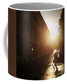 We Live In Budapest #11 Coffee Mug