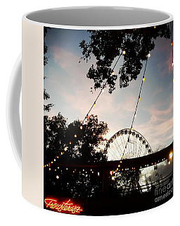 We Live In Budapest #7 Coffee Mug