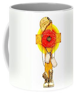 We Shall Never Forget Coffee Mug