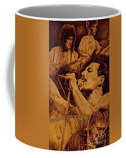 We Will Rock You Coffee Mug