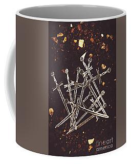 Weaponry Of Ancient War Coffee Mug