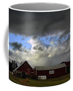 Weather Threatening The Farm Coffee Mug