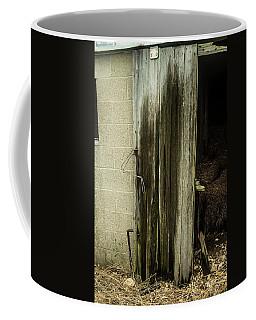 Weathered Coffee Mug