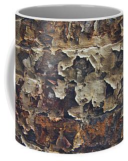 Weathered Wall Coffee Mug