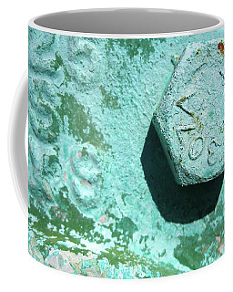 Weathered Water Main Coffee Mug