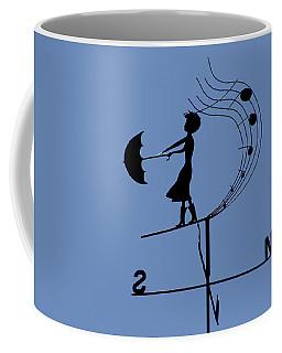 Weathergirl Coffee Mug