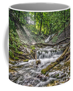 Weaver's Creek Falls Coffee Mug