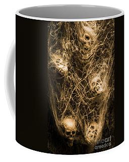 Web Of Entrapment Coffee Mug